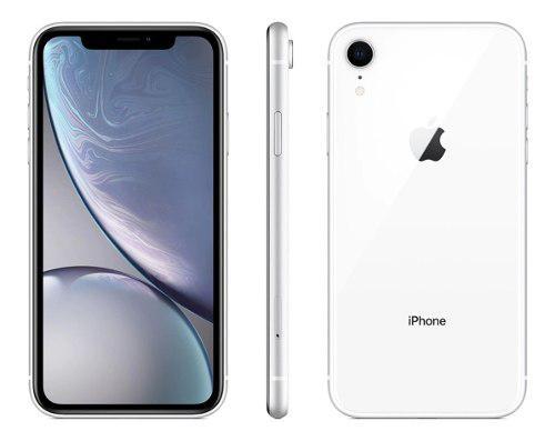 Iphone xr 64gb nuevo y sellado, garantia 12 meses