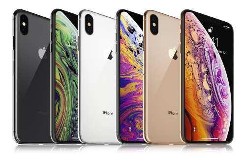 Iphone xs max 64gb negro nuevos sellados.
