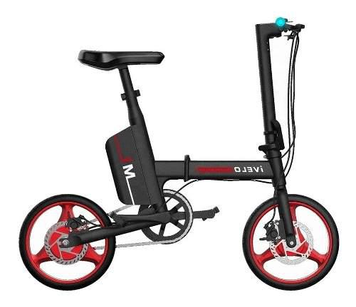 Bicicleta eléctrica plegable m1 deportivo