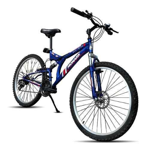 Bicicleta monark eco bike aro 26 azulino