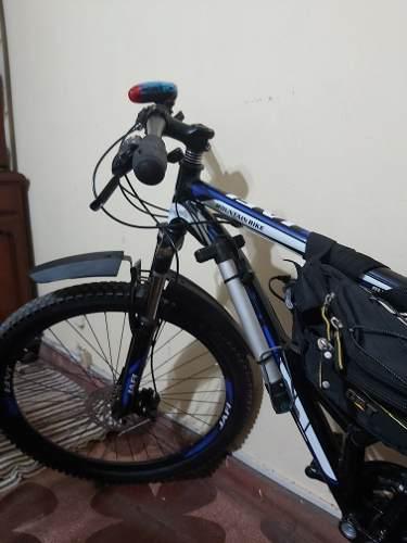 Bicicleta Montañera Aro 26 Nueva De Aluminio