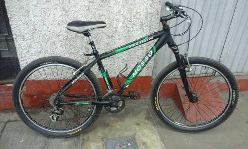 Bicicleta Mosso Original 26 Cambio X iPhone 7 Plus 128gb