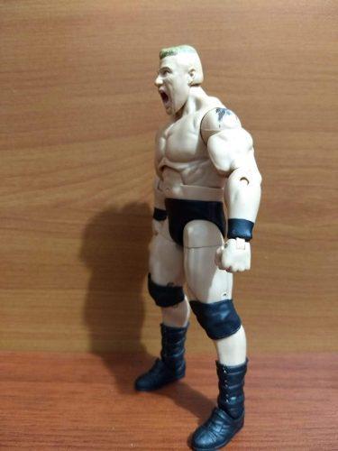Brock lesnar elite mattel original