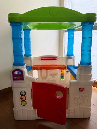 Casita, casa de juegos para niños - step2 usado
