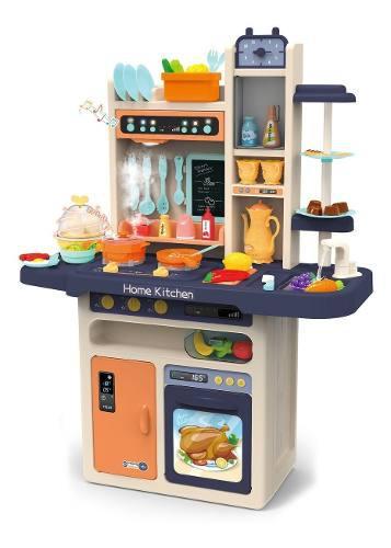 Cocina de juguete para niñas modern kitchen caño con agua