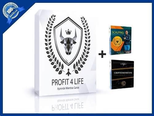 Curso forex profit4life - emile trader + libros