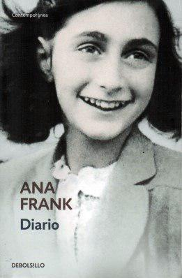 Diario, ana frank - original, sellado