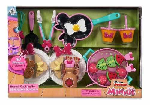 Minnie mouse brunch/ set de cocina