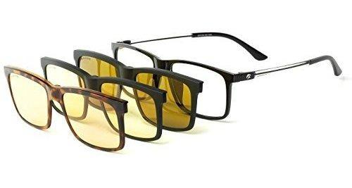 Ojos de águila supersight sistema - las gafas clip magnét