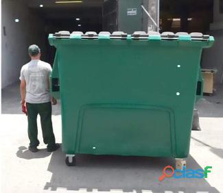 Contenedor de 2300 litros y 3000 litros