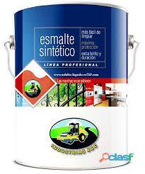 Pinturas trafico , epoxica y esmalte sintetico en cilindros y baldes envio inmediato cel: 945624066