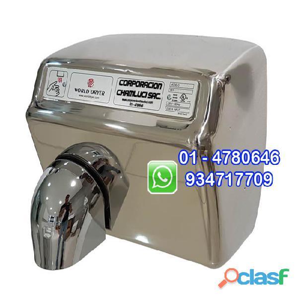 Secador De Manos Automatico De Acero Inox 2300 W
