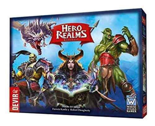 Juego De Mesa | Hero Realms