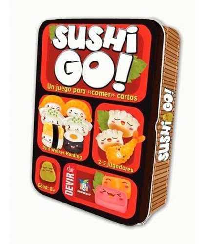 Juego De Mesa | Sushi Go