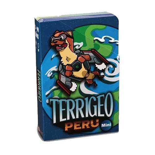 Juego De Mesa | Terrigeo Peru Viajero