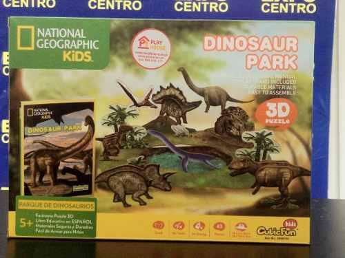National Geografhic Dinosarios- Playhouse