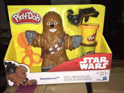 Play doh star wars hasbro