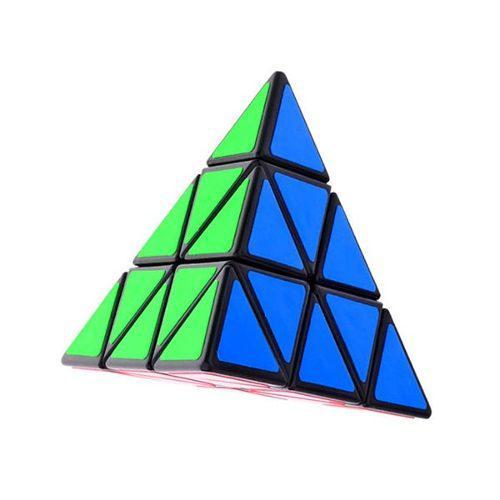Pyraminx modelo cubo mágico buen obsequio