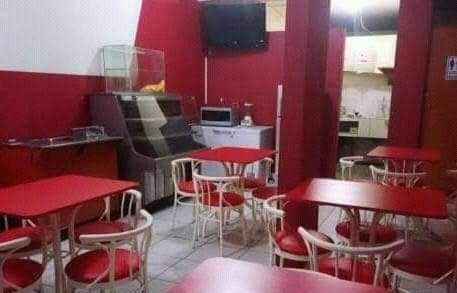 Restaurante amoblado 800