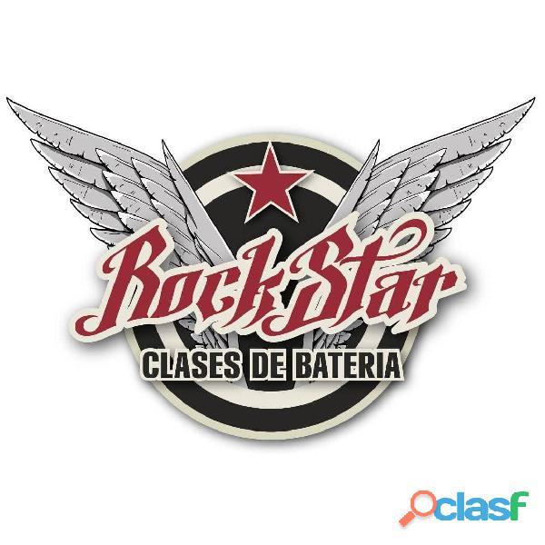 Rockstar, clases de batería.