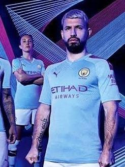 Camiseta manchester city 2019 /2020