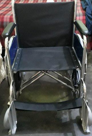 Venta de sillas de ruedas de lona (nueva)