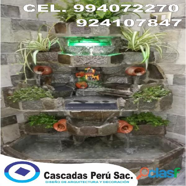 Cascadas artificiales para jardin, estanque de agua,cascadas artificiales para jardin,