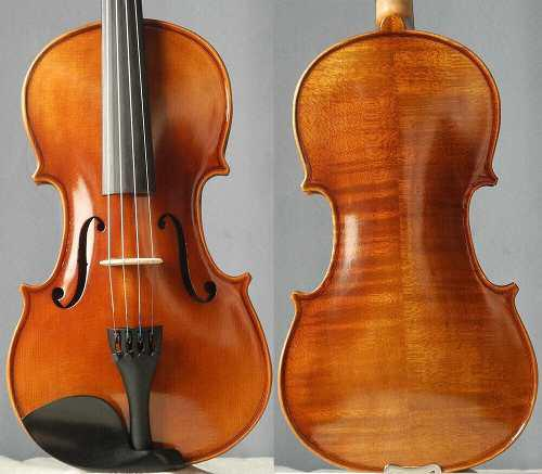 Violin 4/4 checoslovaquia profesional