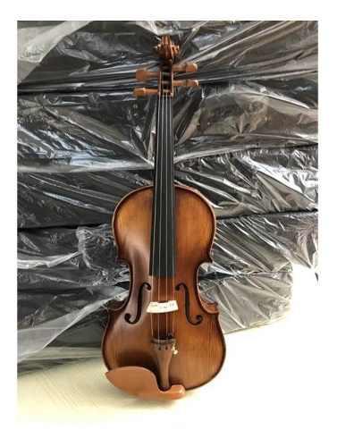 Violin checoslovaco 1/2 para niños - importaciones luna