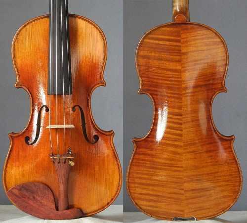 Violin luthier pedrazzini profesional 4/4