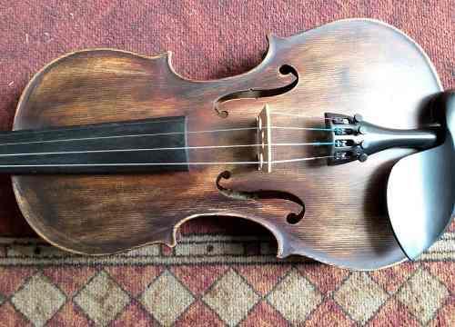 Violin profesional segunda mano usado - el mejor sonido