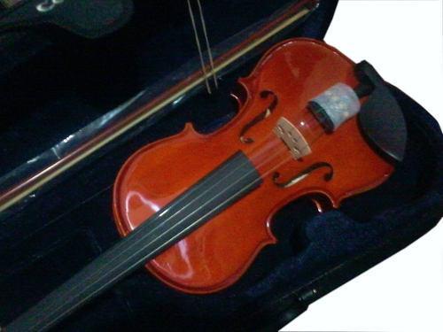Violín cremona 4/4 cervini hv150 completo/arco/estuche