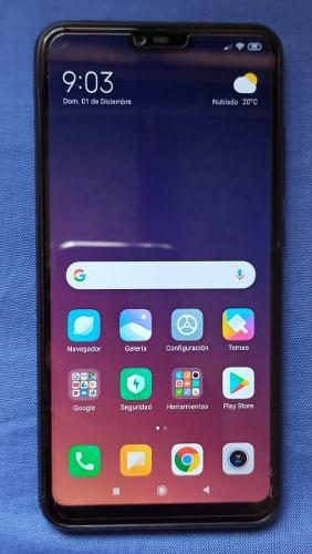 Celular Xiaomi Mi 8 Lite Global 64 Gb 4 Gb Ram