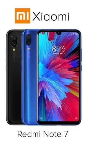 Celular Xiomi Note 7 128 Gb