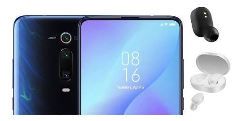 Xiaomi mi 9t 128gb 6gb promoción + airdots bluetooth 5.0