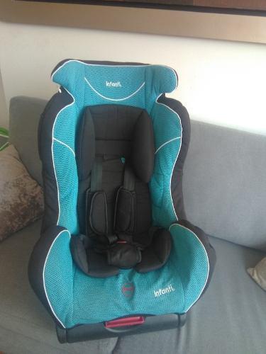 Asiento para auto bebé infanti