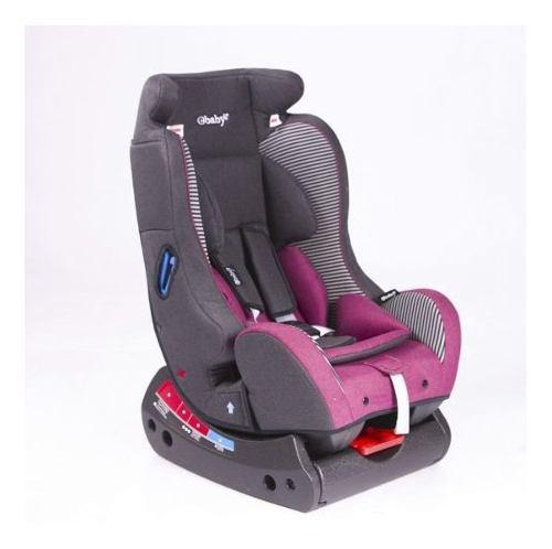Asiento para carro auto bux 4 posicione ebaby bebe niña