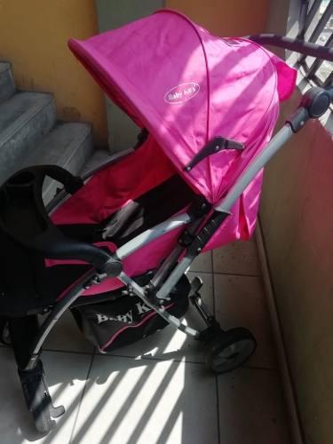 Coche niña liberty baby kits