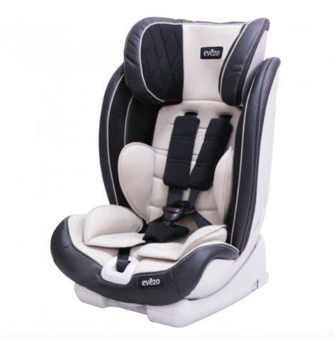 Silla de auto y carro sefor evezo para bebe niña y niño