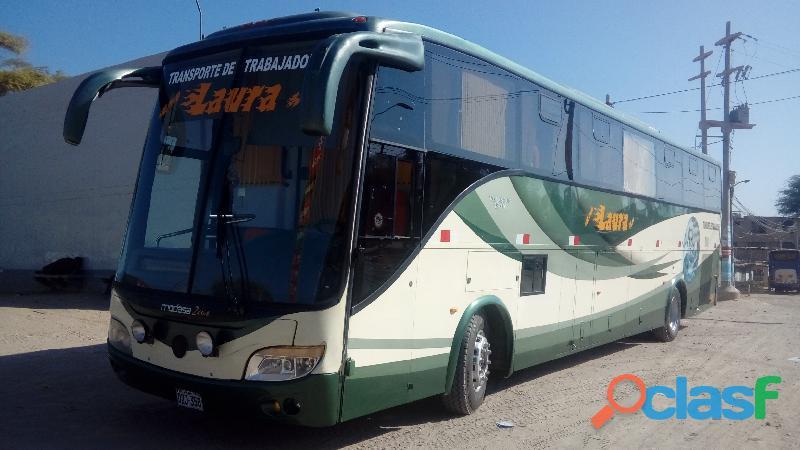 Vendo dos buses wolkswagen buenas condiciones
