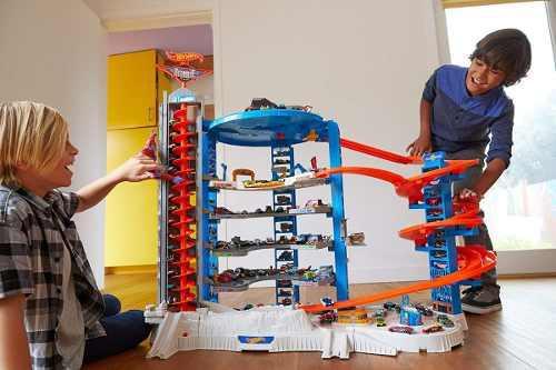 Hot wheels city gorila super ultimate garage mattel original