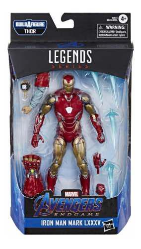 Iron man mark 85, marvel legends mcu avengers thor, dculto