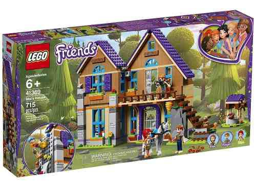 Lego friends 41369 casa de mia en stock