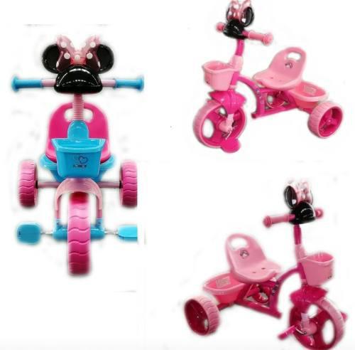 Triciclo para niña minnie disney original musical