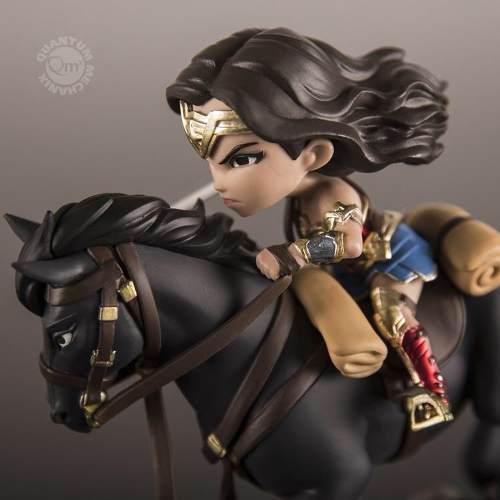 Wonder woman, mini estatua regalo q-fig max, dculto