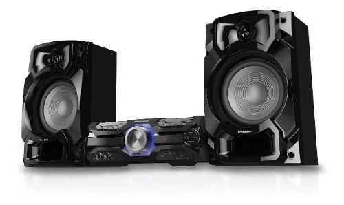 Equipo de sonido panasonic akx520 bluetooth 650w