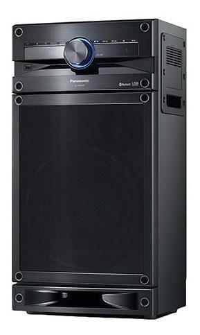Minicomponente panasonic sc-cmax4 bluetooth y karaoke 250w