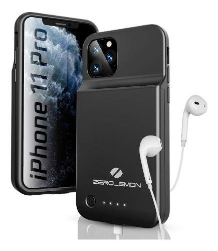 Power case zerolemon @ iphone 11 pro batería inalámbrica