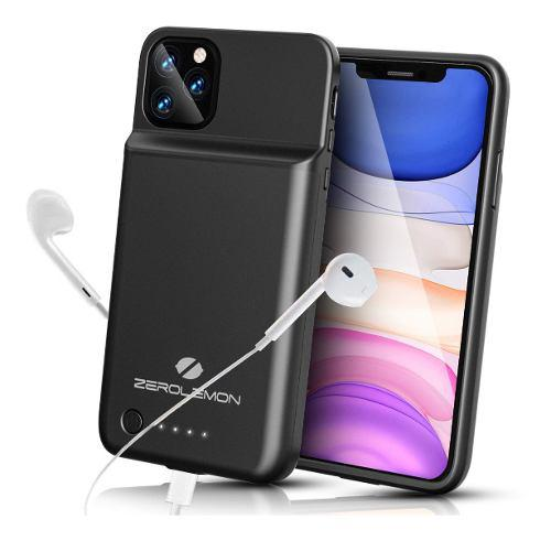 Power case zerolemon @ iphone 11 pro max batería