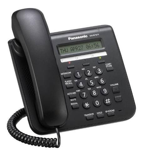Telefono ip panasonic kx-nt511p xb centrales tda ns500 1000